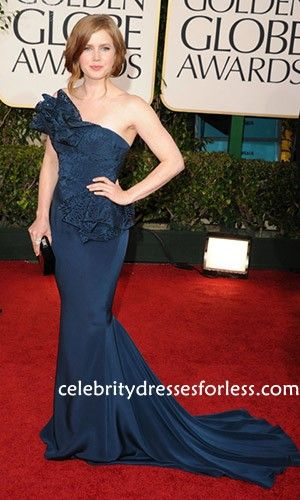 Amy Adams Cheap Strapless Mermaid Prom Dress Stores Online 68th Annual Golden Globes Awards Formal Dressprom dresses,formal dresses,ball gown,homecoming dresses,party dress,evening dresses,sequin dresses,cocktail dresses,graduation dresses,formal gowns,prom gown,evening gown