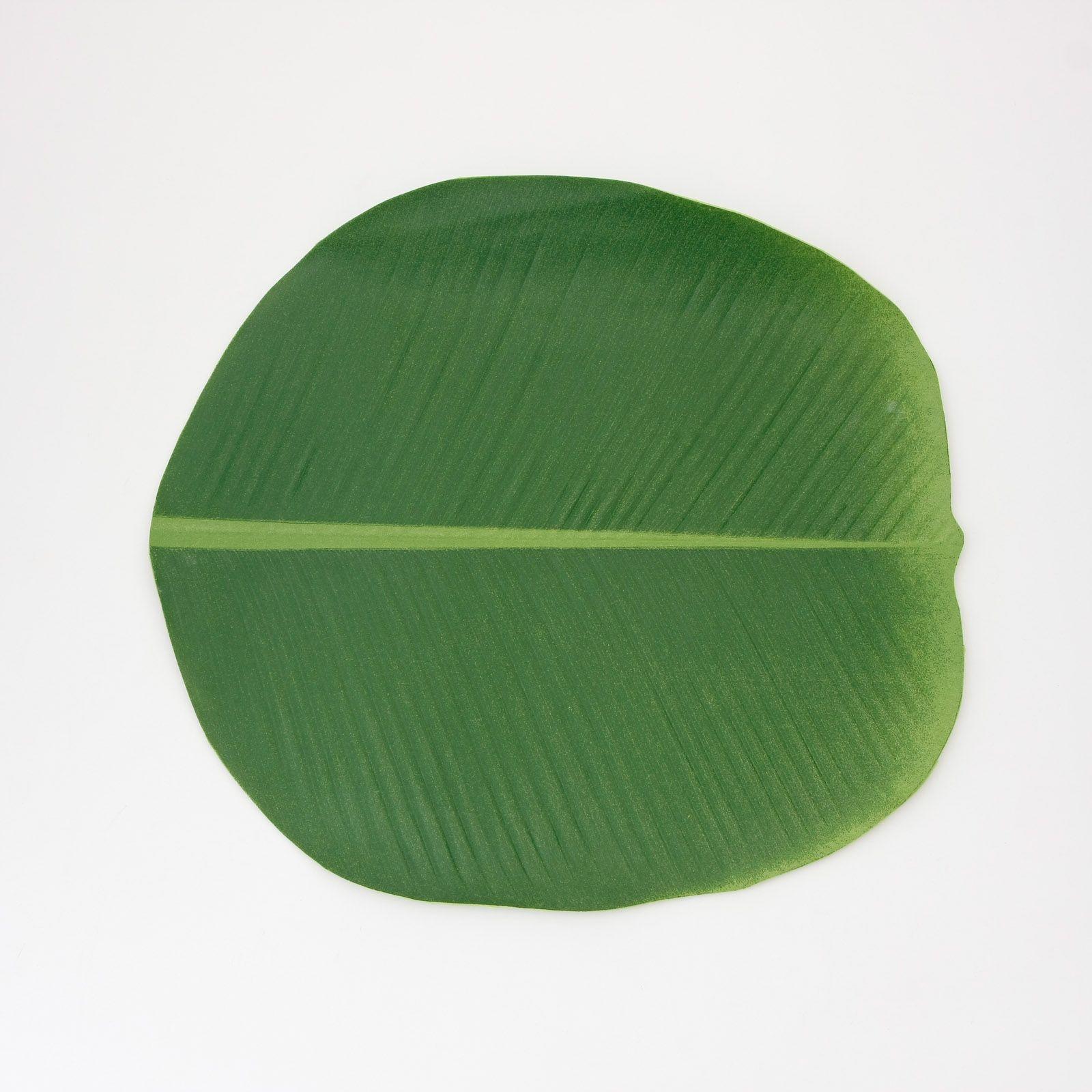 Jogo Americano Folha Art Bananeira Green Unid Domi Presentes E Lista De Casamento Bananeira Lista De Casamento Folhas