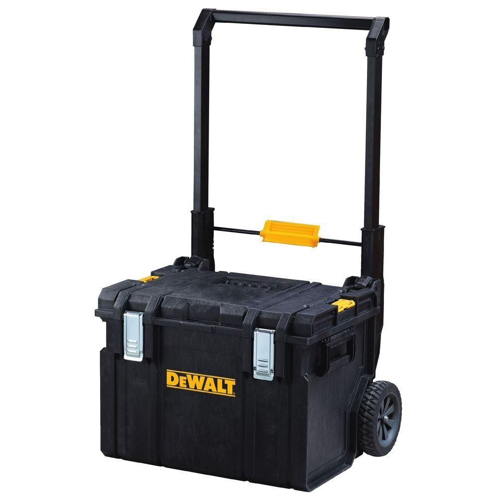 Dewalt Toughsystem Ds450 22 In 17 Gal Mobile Tool Box In