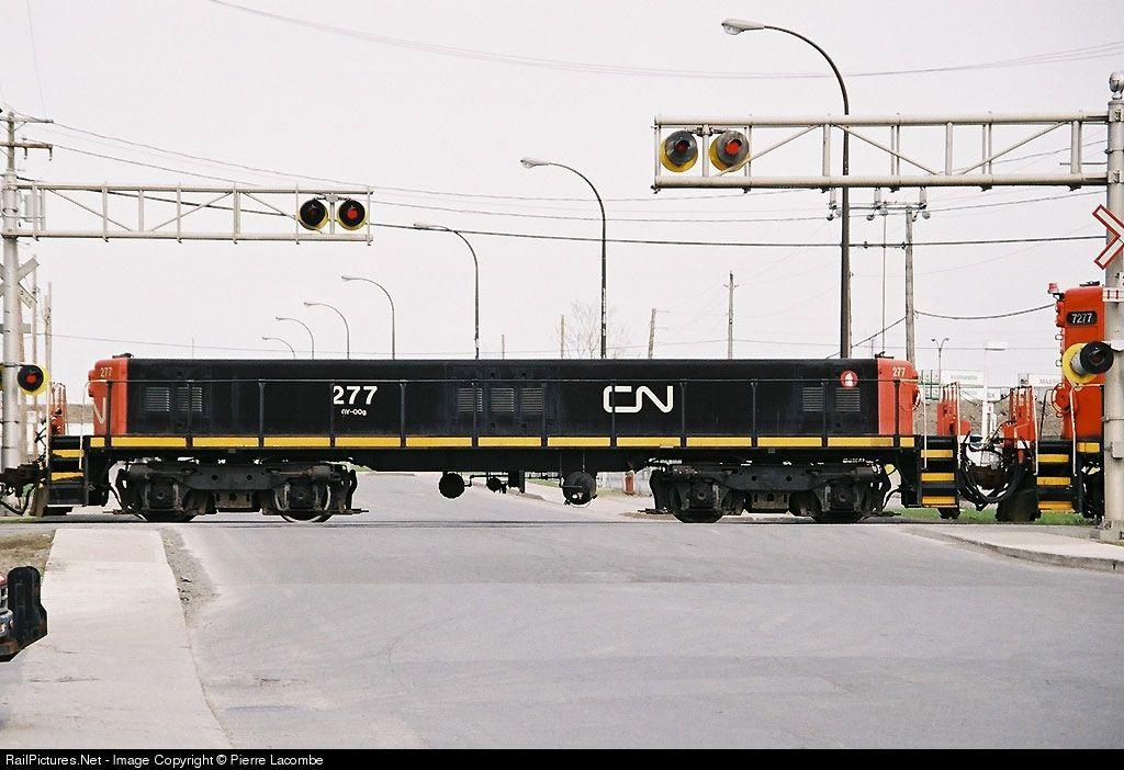 Photo CN 277 Canadian National Railway