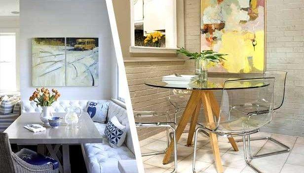 Piccola Sala Da Pranzo : Piccola sala da pranzo: 44 idee per arredarla con stile idee sala