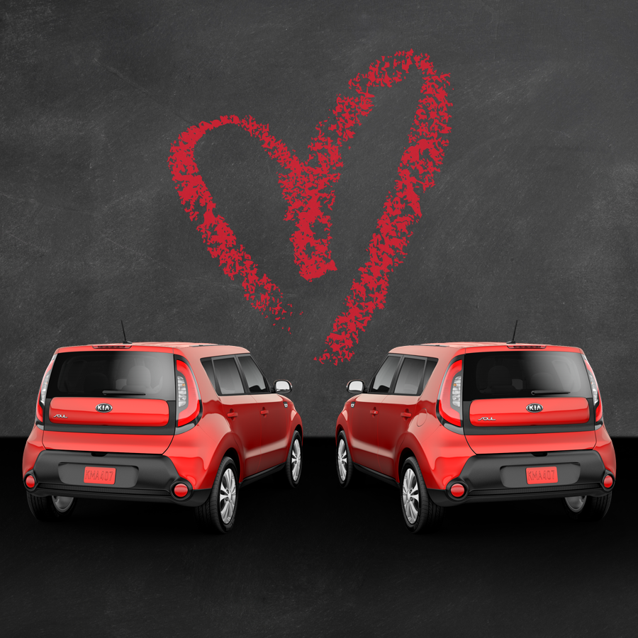 The best kind of Soul mate. http://www.kia.com/us/en/vehicle/soul/2015/experience?story=hello&cid=socog