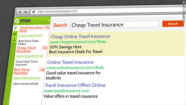 Sign up to Qmee, and get paid to click on ads that are