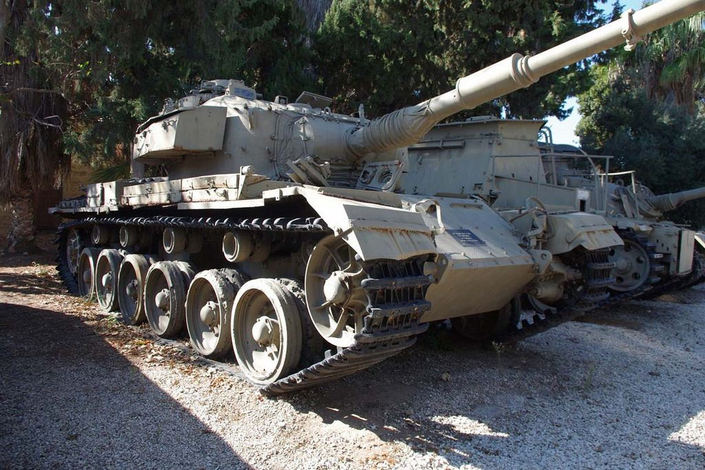 Centurion Shot Kal Dalet Walkaround Military Vehicles