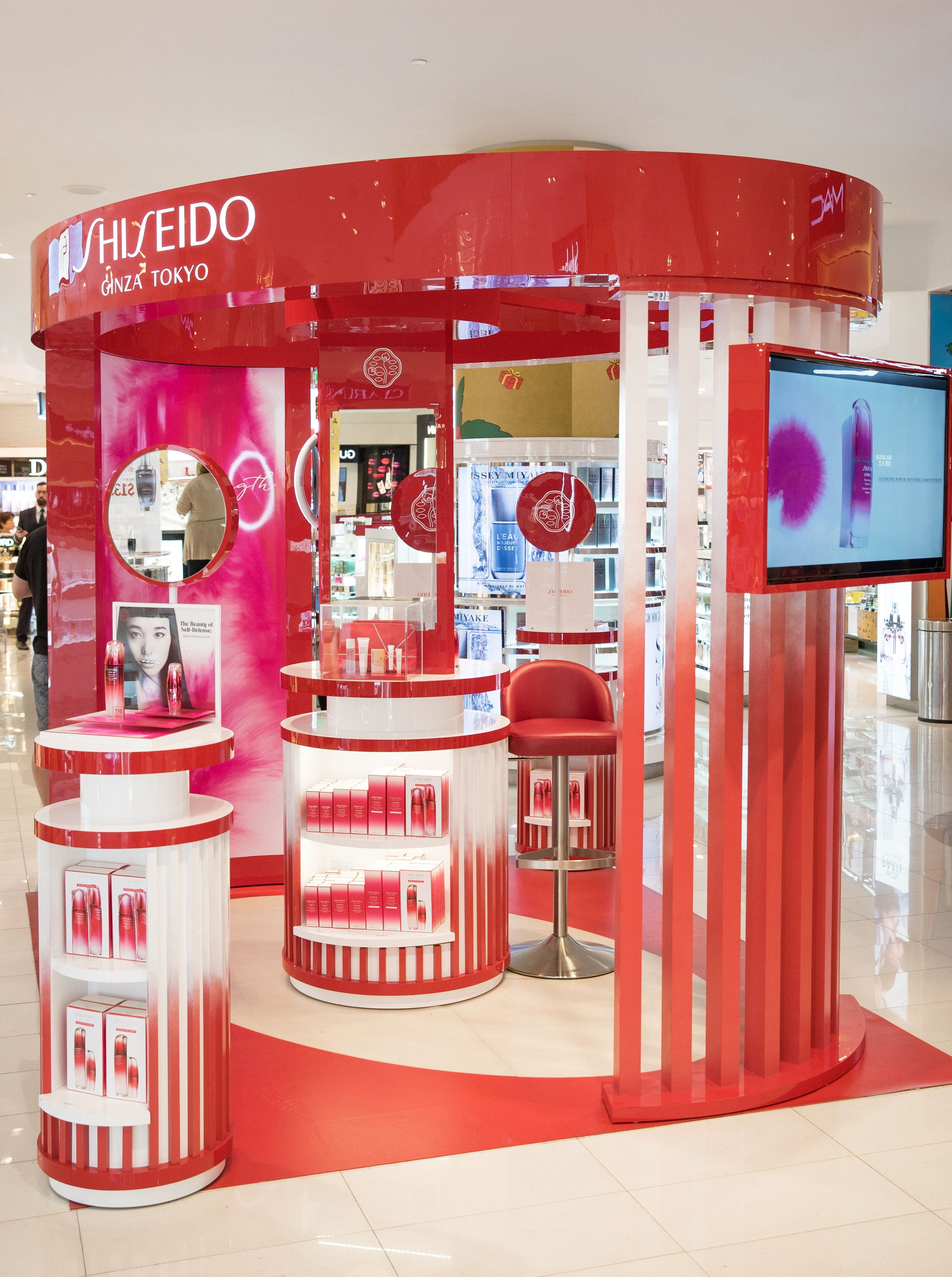 795bc9bf201a Shiseido Travel Retail launches second activation at Los Angeles Airport -  The Moodie Davitt Report - Bloommiami