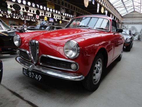 Alfa Romeo-1600 Sprint | Joop Stolze Classic Cars