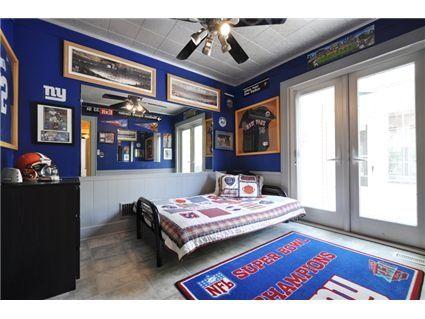 New York Giants Theme Pinterest Football