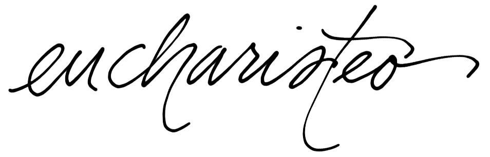 A greek word. Charis: Grace Eucharisteo: Thanksgiving Chara: Joy Give thanks in everything