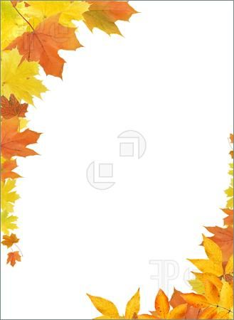 28+ Fall border clipart images information