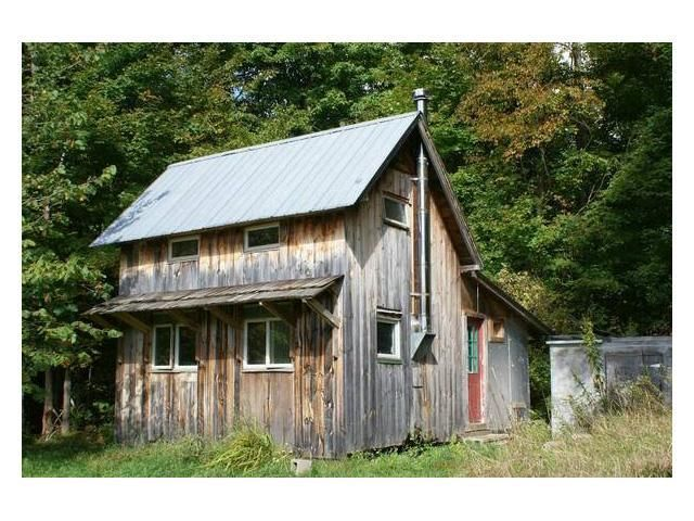 Timber Frame Cabin To Dismantle and Move - Tiny House Listings