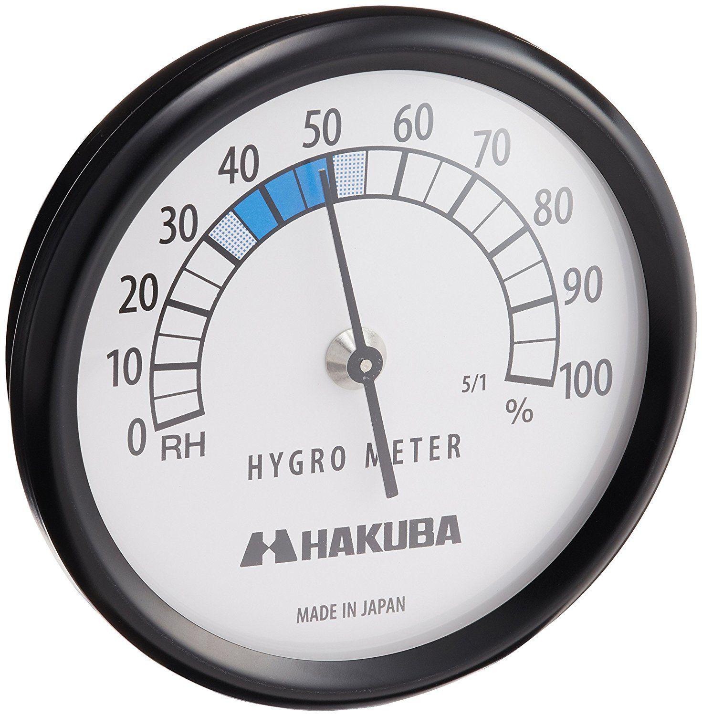 Hakuba Moisture Supplies Hygrometer C 44 Learn More