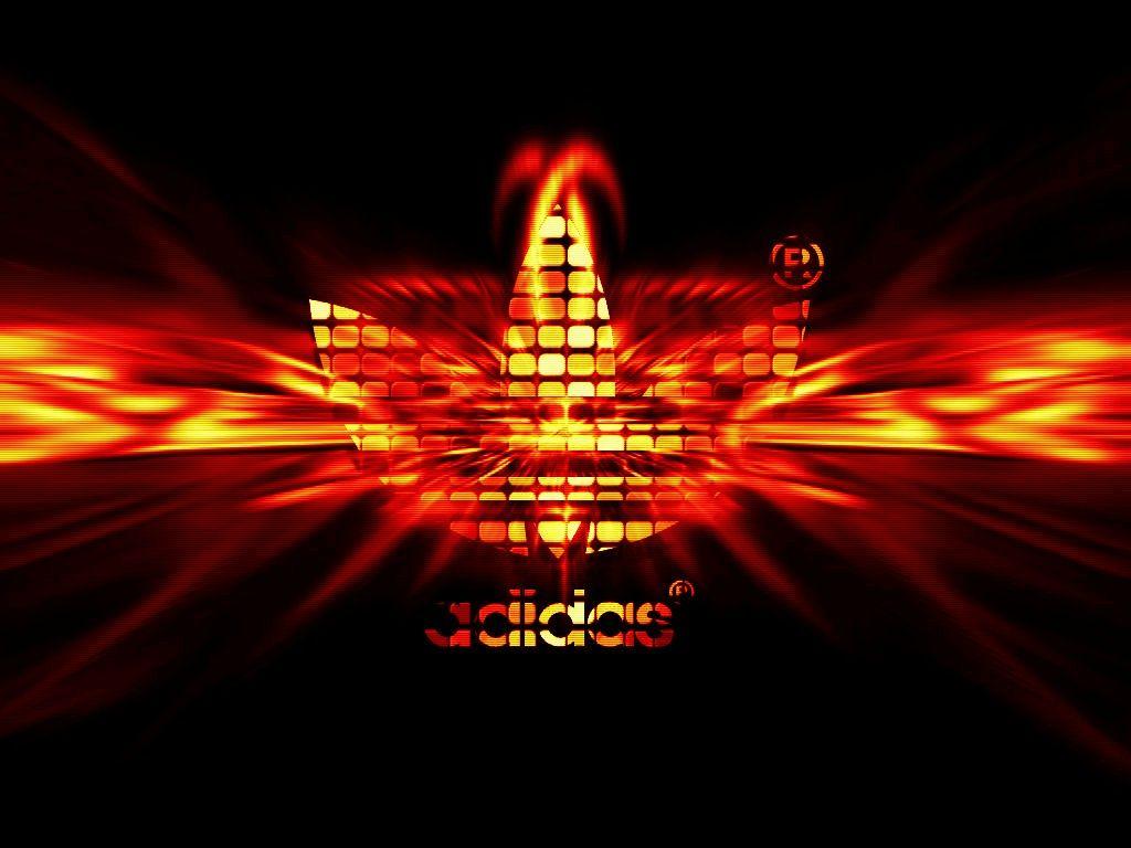 adidas Wallpaper Energy OnFire by zerbinatti Adidas logo