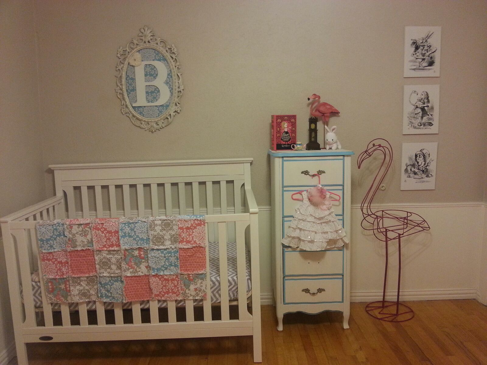 Alice In Wonderland Nursery S Baby Room