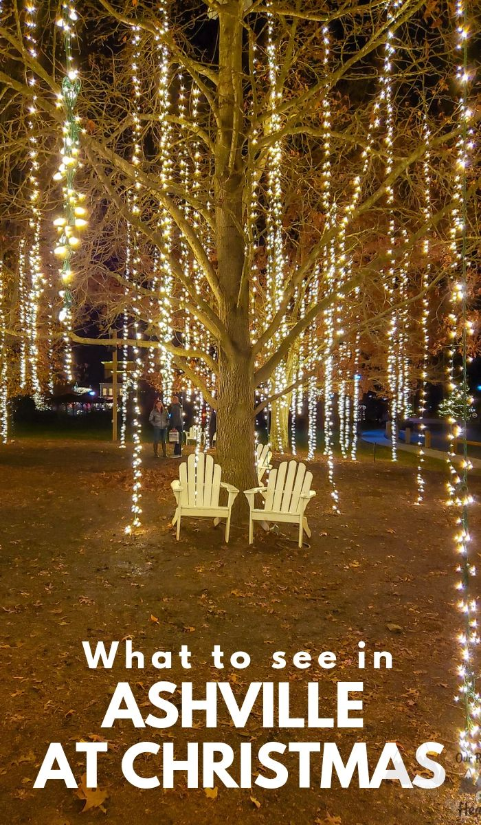 Everything to See During an Asheville Christmas |