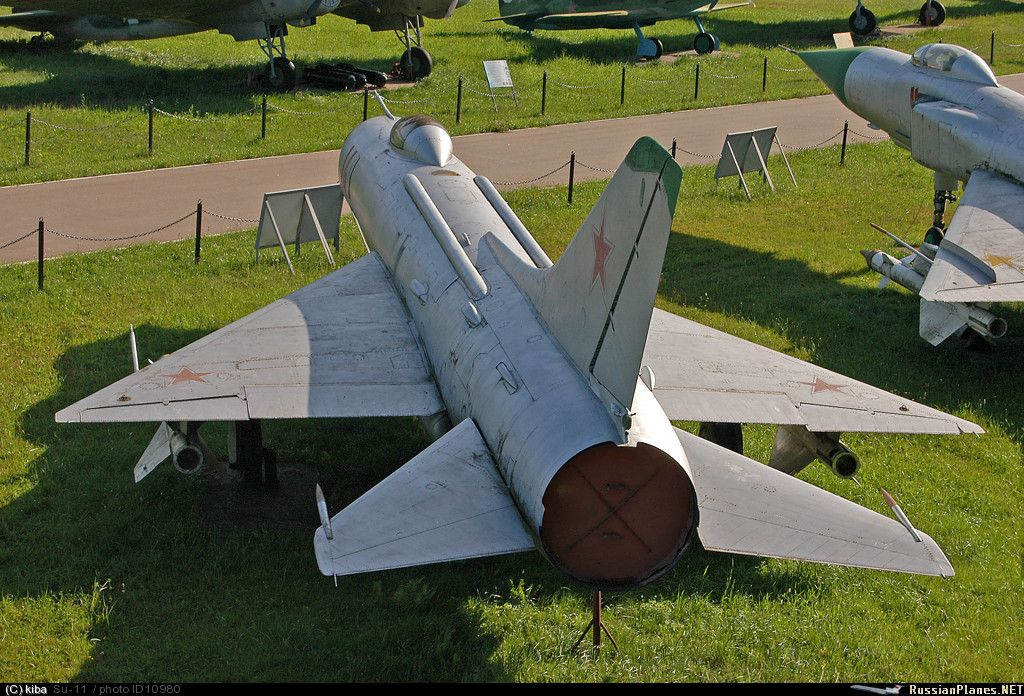 www.Photo@Russiaplanes.net - Yahoo Image Search Results Sukhoi Su-11 and Su-15