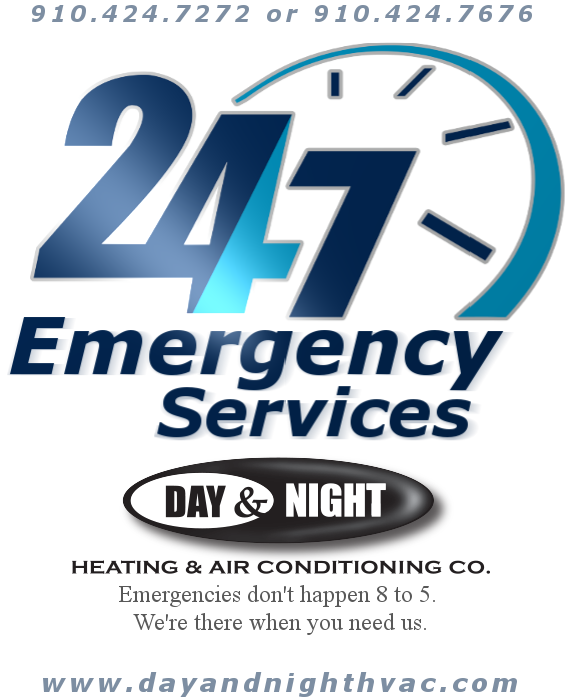 Day Night Heating Air Conditioning Company Has Been Serving