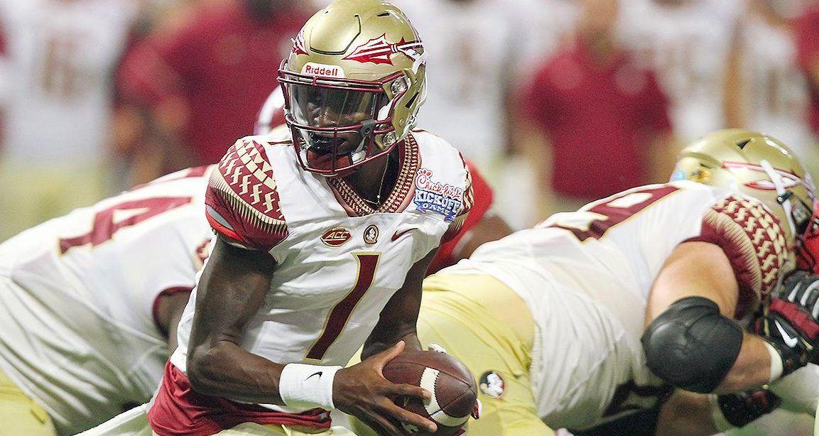 Pin By Hunter Price On Florida State Seminoles College Football Teams Fsu Football Seminole