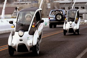 Is this the future of urban transport? Toyota seems to think so because it has started public trials of the i-Road concept car. http://www.30npire.com/cars/toyota-i-road-begins-its-first-public-trials