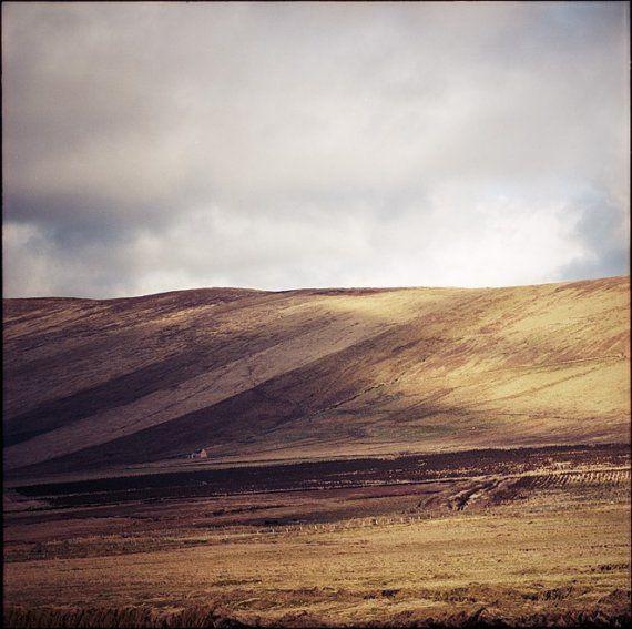 Irish Fields Ireland Print Ireland Photography Rural