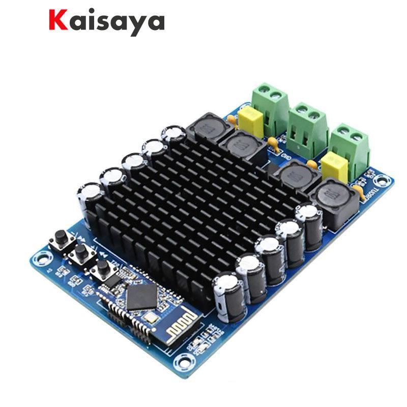 100W 4.1 TDA7498 Digitales Leistungsverst/ärkermodul Bluetooth-Verst/ärkerplatine DC12-24V 100W
