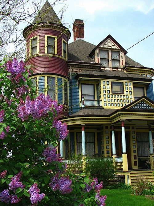 Victorian Design Historic Architecture Curb Appeal Ornate Houses Victorian Homes Victorian Style Homes Architecture