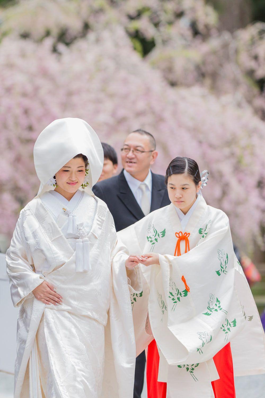 小國神社 挙式撮影 2020 ウエディングフォト 結婚式 写真 神前式