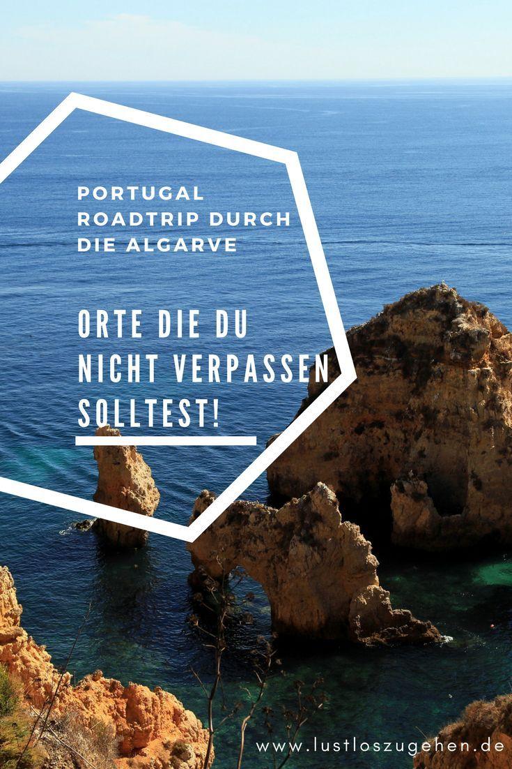 Roadtrip Portugal - der Küste entlang, von Faro nach Lissabon #bestplacesinportugal