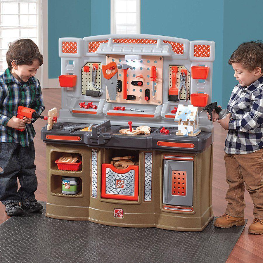 14995150080a Home Depot Big Builders Workshop