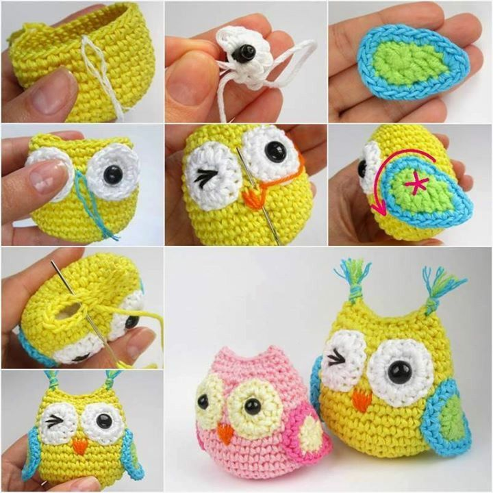 Pin de Mindy Vaughan en crochet animals | Pinterest