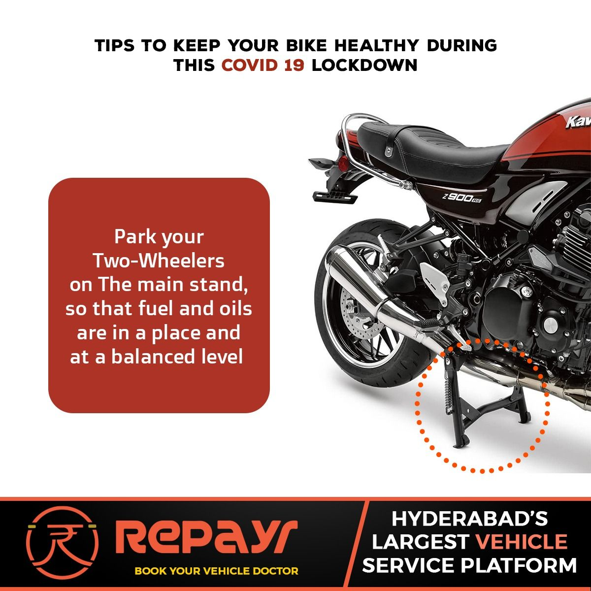 Pin on RepayrBike services