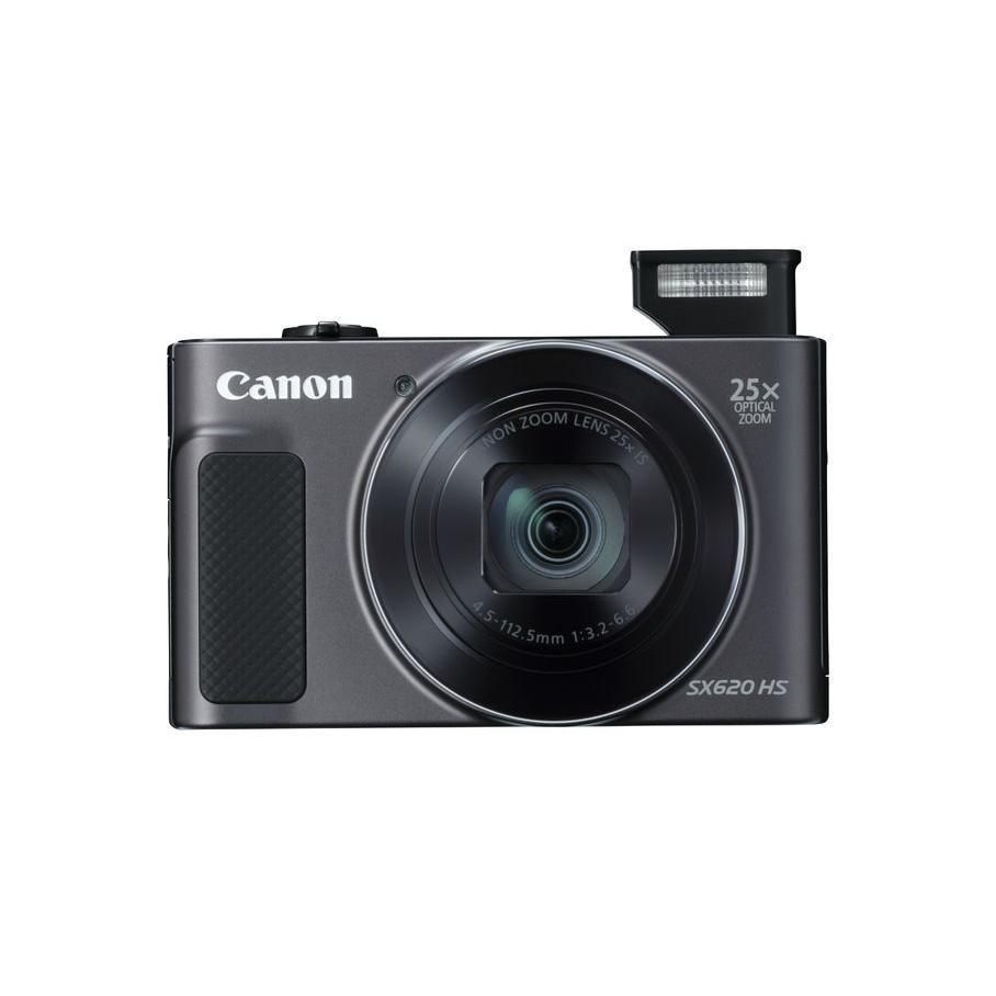 Compact Canon Powershot Sx620 Hs Black In 2021 Digital Camera Prices Canon Powershot Powershot