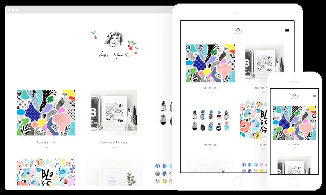 Portfolio Of The Month November 2016 Lera Efremova Https Leraefremova Myportfolio Com Learning Graphic Design Lettering Design Digital Art Design