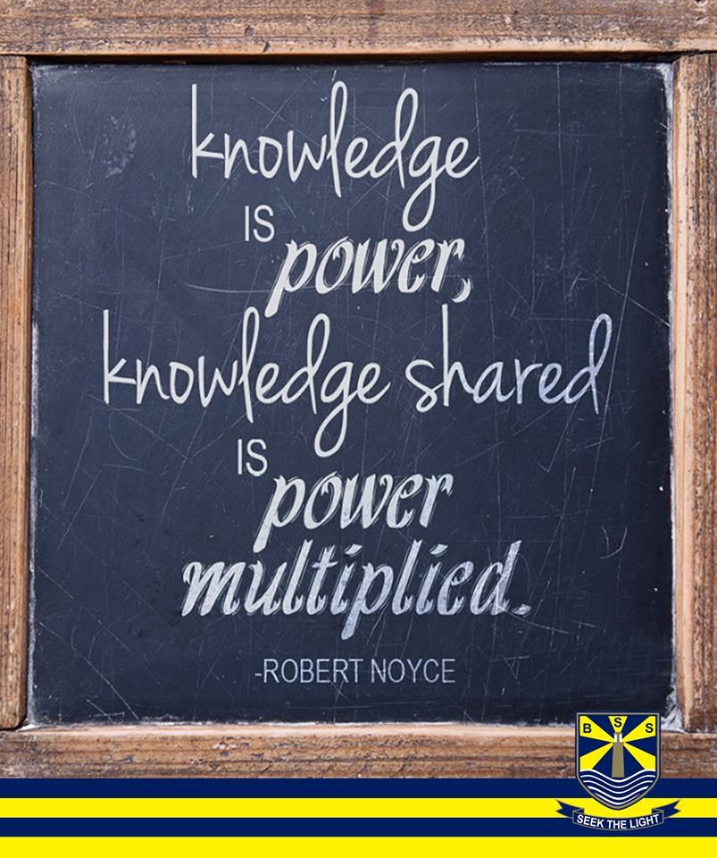 Knowledge Is Power Keep Sharing Knowledge Beaconhouse Cool Knowledge Is Power Quote