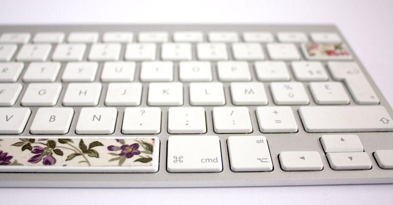 liberty mac keyboard diy