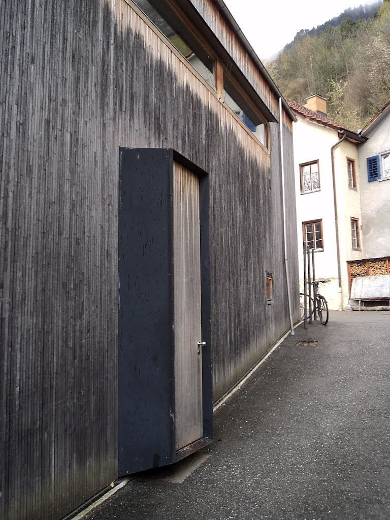 Casa E Atelier Zumthor Projects To Try House Design