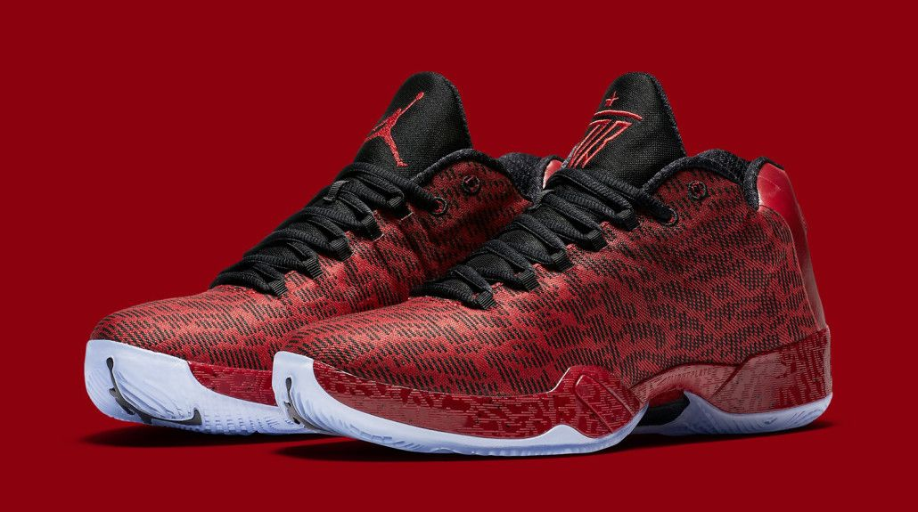 Jimmy Butler Air Jordan XX9 Low Gym Red - Sneaker Bar Detroit