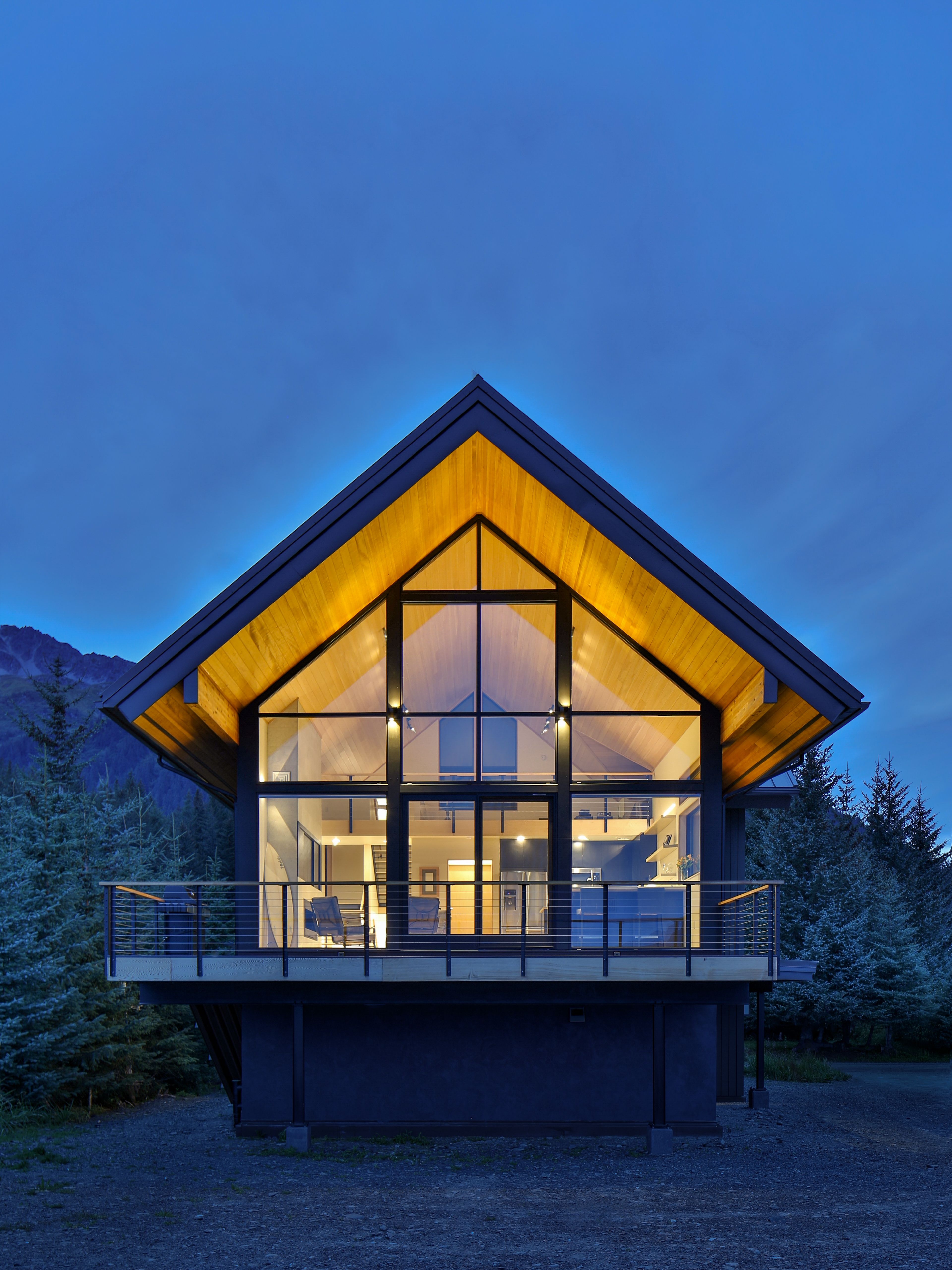 Alaska Surf Shack By Studio Zerbey Architecture Design Surf Shack Architecture Beach Cottage Style