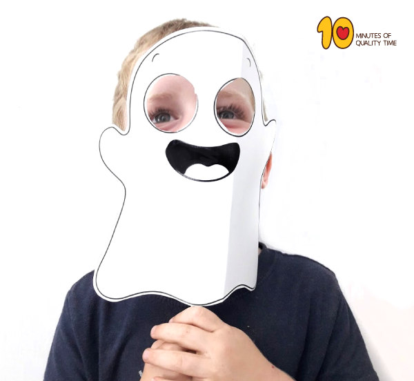 Printable Halloween Ghost Mask is part of Halloween printables, Halloween ghosts, Mask template printable, Paper mask template, Halloween, Paper mask - Printable Halloween Ghost Mask B&W printable [avia codeblock placeholder uid  1 ] Printable Halloween Ghost Mask File format  PDF Instructions  After printing the sheet, you can color it as you wish, then glue it (using scotch tape) to a skewer or a straw  Click Here for All Halloween Printables Related products Cinco de Mayo   Paper Mask Bee Printable Paper Mask Printable Lion Mask Printable Halloween Cat Mask