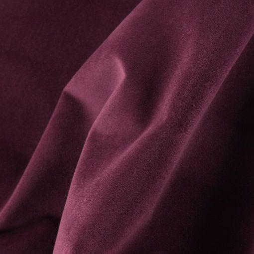06189832bf563 Velvet in a dark plum for DIY projects