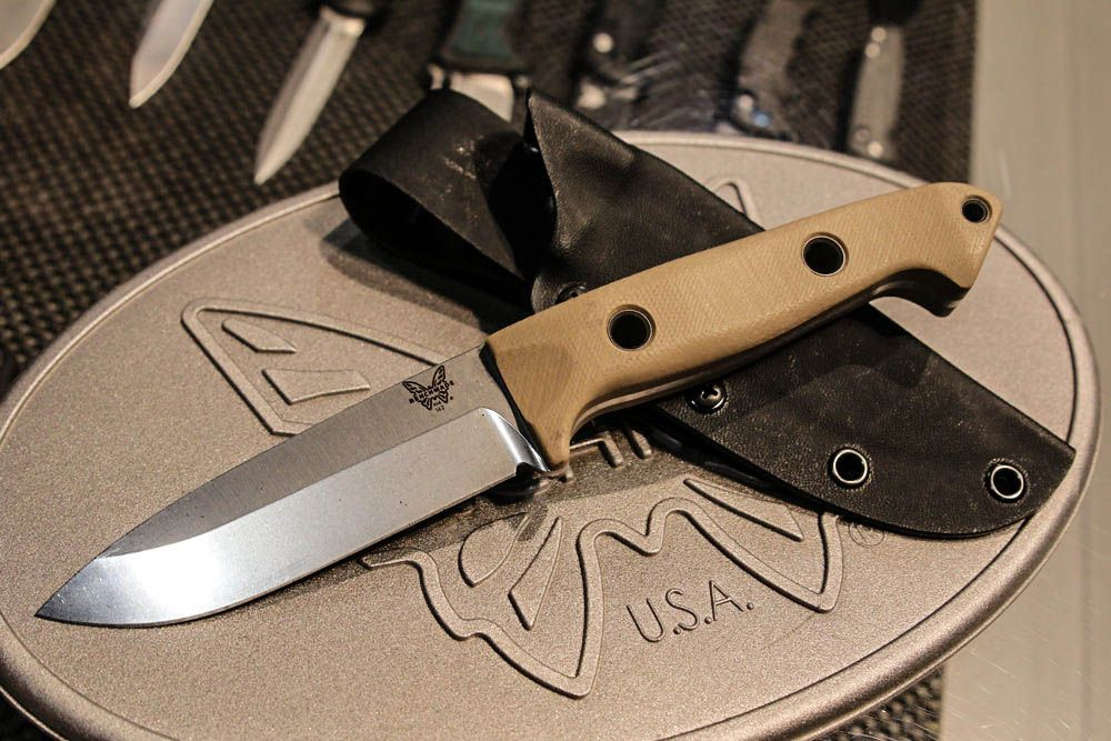 Benchmade | 162-1 Bushcrafter EOD