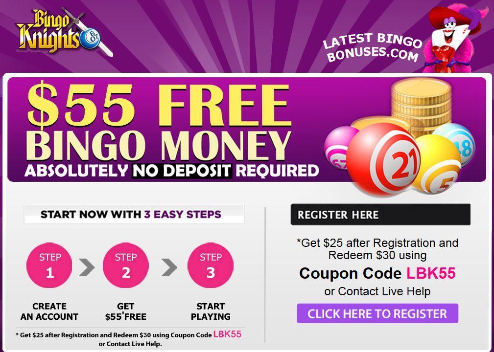 Bingo Flash Coupon Code