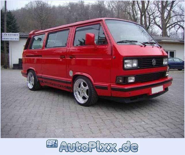 Volkswagen Bus Parts: VW T3 History, Photos On Better Parts LTD