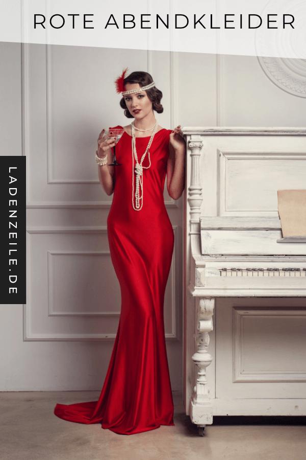 Rote Lange Abendkleider Rotes Abendkleid Kleider 20er Jahre Kleider