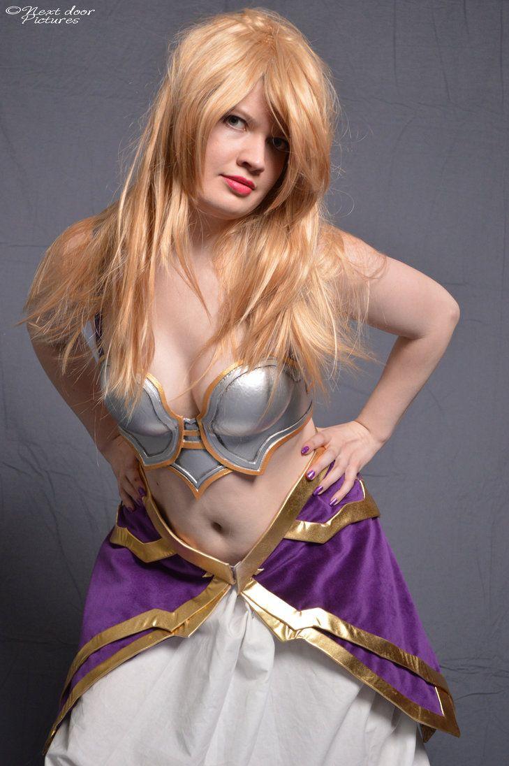 Jaina proudmoore sexy naked