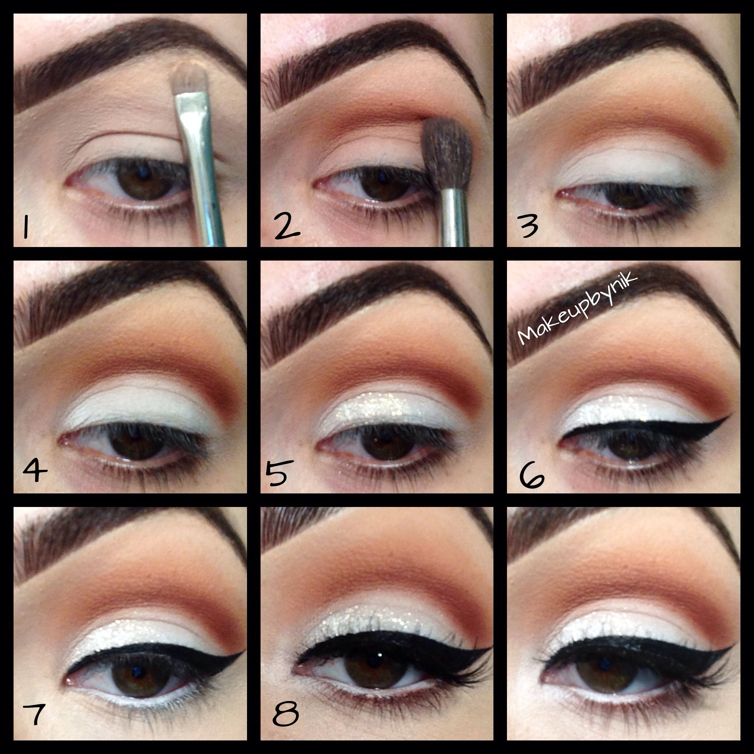 Step by step using my anastasia beverly hills lavish palette and explore eye tutorial lorac pro palette and more baditri Gallery