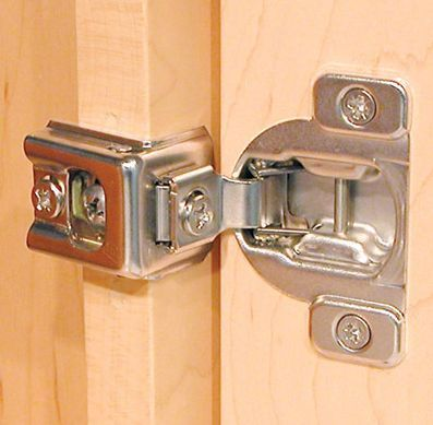Choosing Cabinet Door Hinges Hidden Hinges Doors And Workshop