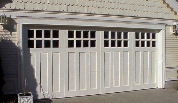 Wooden Garage Doors Top 10 Styles Listed Hometone Garage Door Styles Craftsman Style Garage Doors Wood Garage Doors