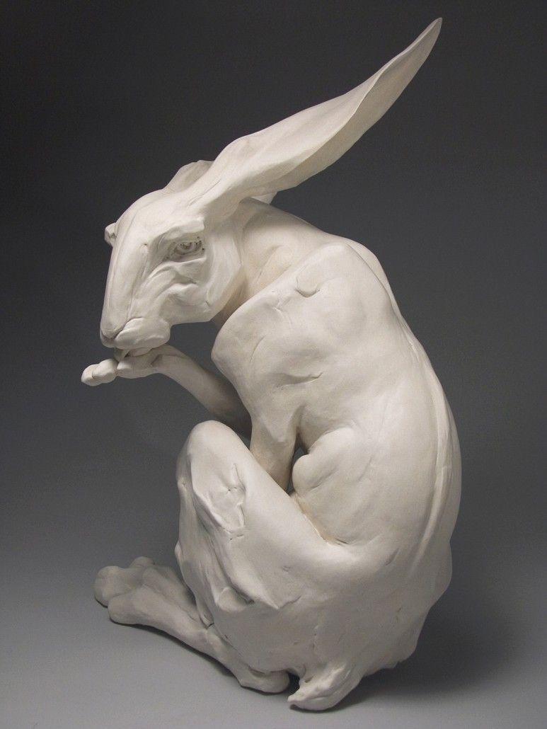 Beth Cavener - Follow the black rabbit | Noli Me Tangere