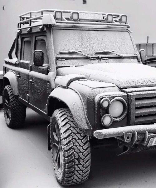 Gadmachine Land Rover Land Rover Defender Land Rover Defender 110
