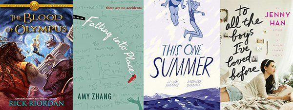 52 Books To Get To Know This 2015